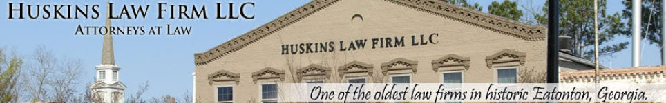 Huskins Law Firm LLC